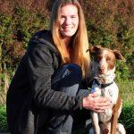 Tanja Forette Argos Mantrailer Pettrailer Tiersuche Menschensuche Einsatz Mantrailing Pettrailing