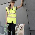 Michèle Settinger Mantrailer Pettrailer Tiersuche Menschensuche Einsatz Mantrailing Pettrailing